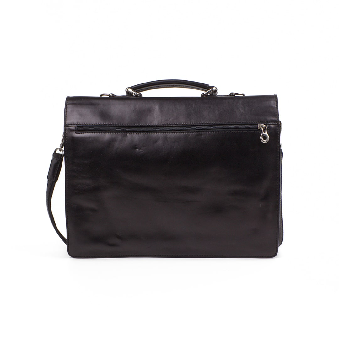 Business leather bag Optimist | Noah