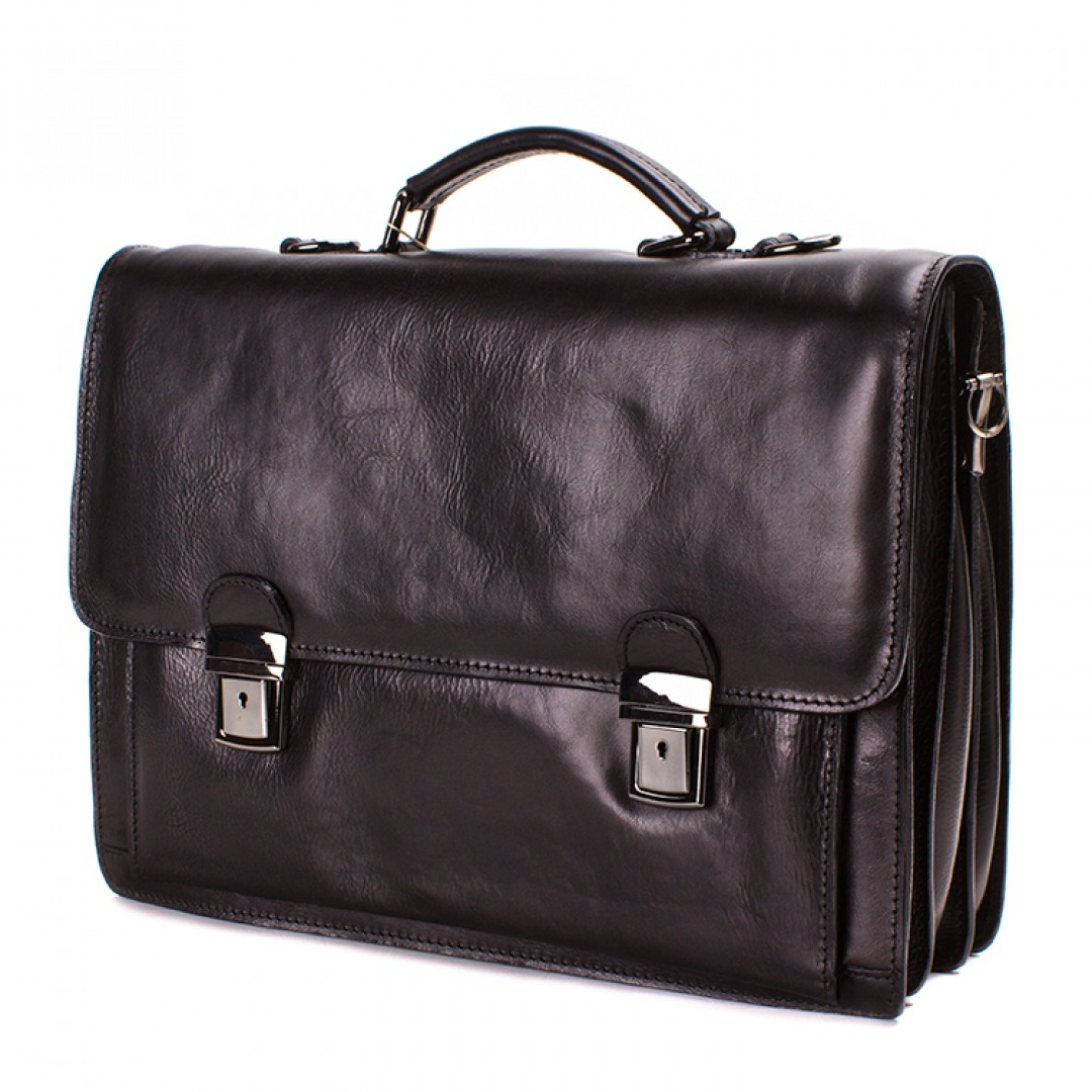Business bag leather Optimist | LB-1070