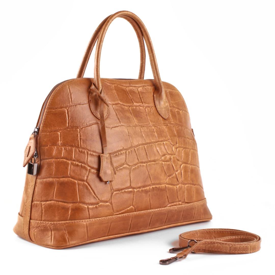 Damen Handtaschen Leder Optimist | OP100480