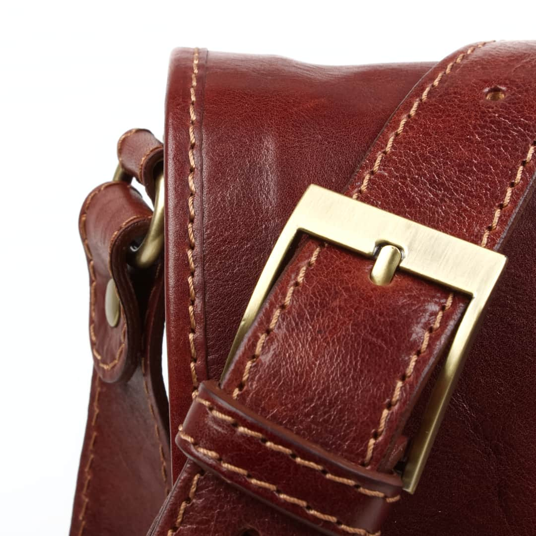 Leather Bag Optimist | OP870495