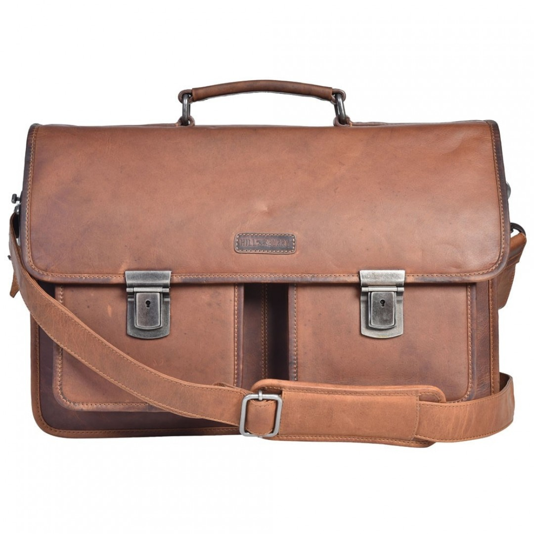Business bag leather Hill Burry | VB10074