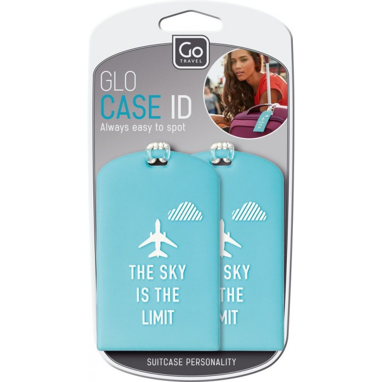 Tag luggage Go Travel | Glo case