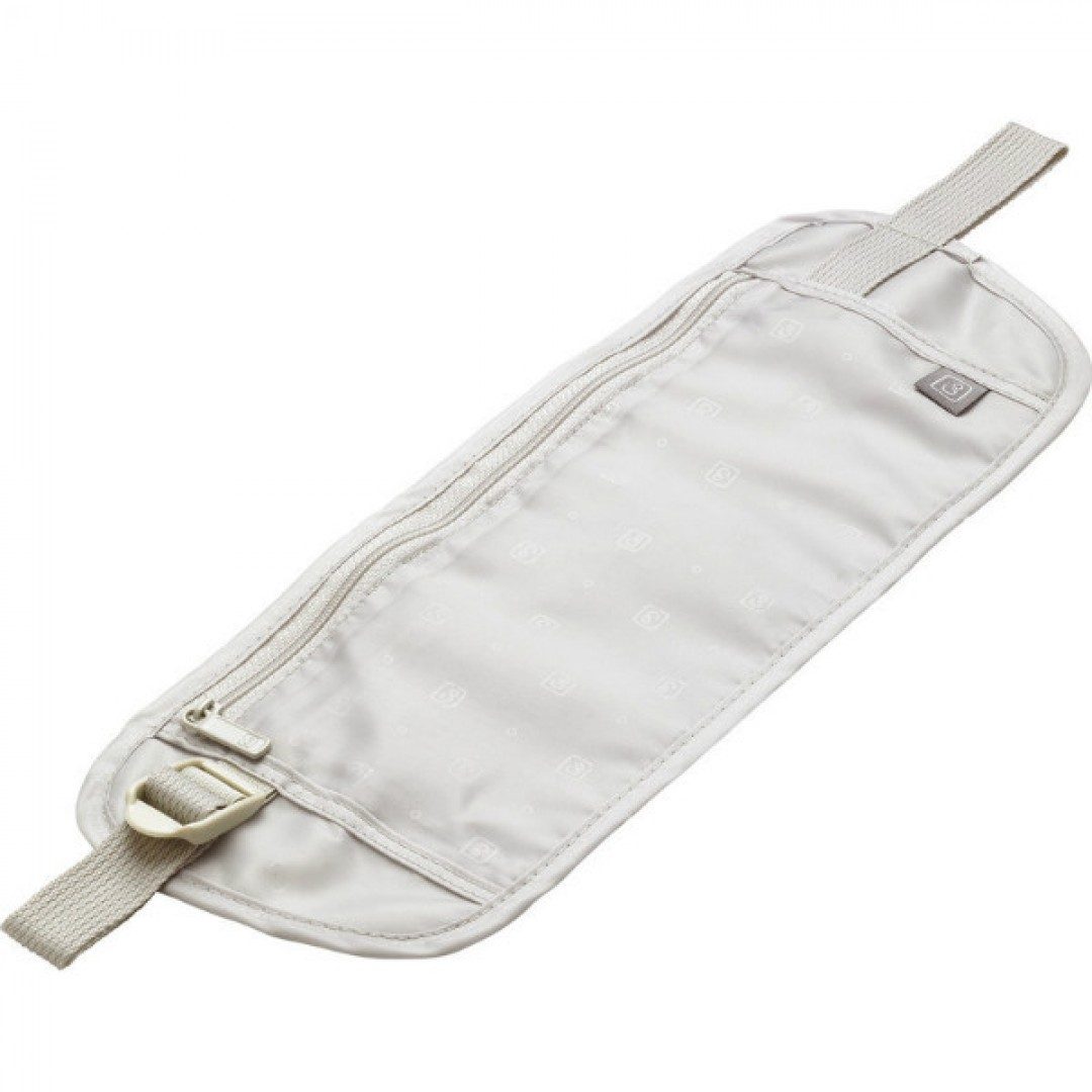 Travelling wallet money belt | Go Travel washable polycotton