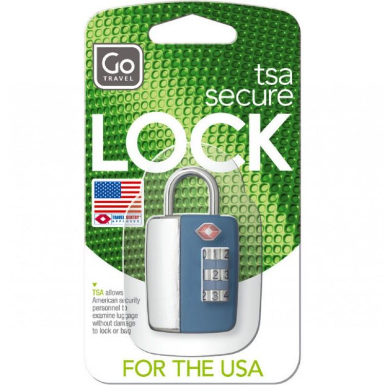 TSA case lock 3 dial | Go Travel