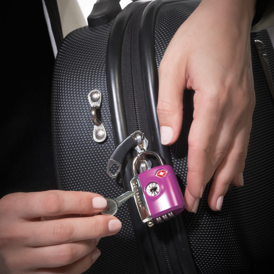 Kombination TSA-Schloss | GO Travel