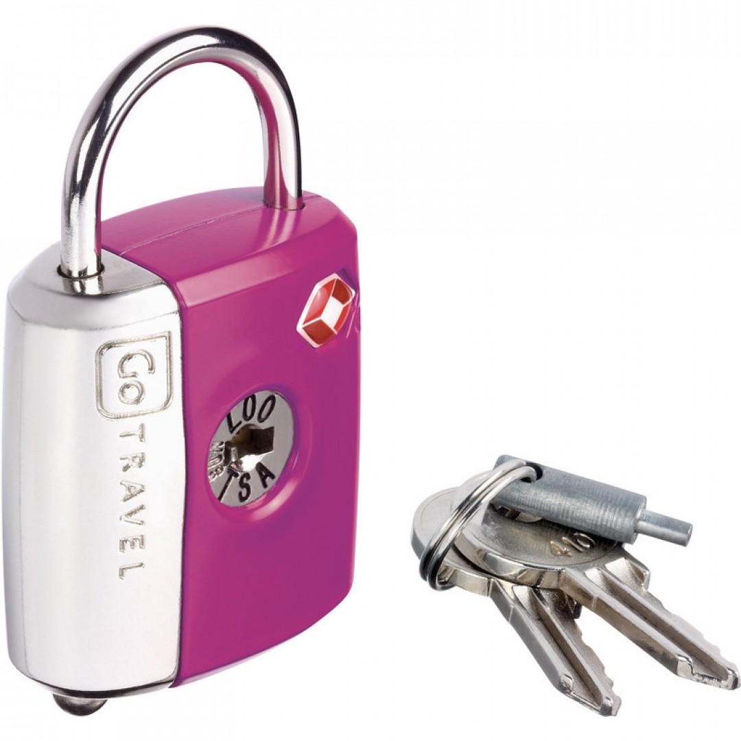 Dual Combination Key Lock | Go Travel