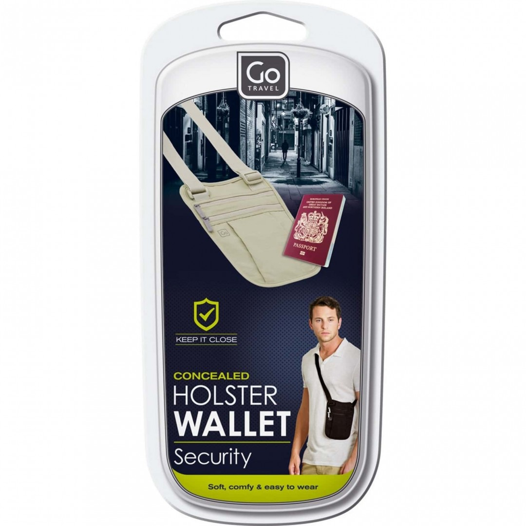Concealed holster wallet Go Travel | 616
