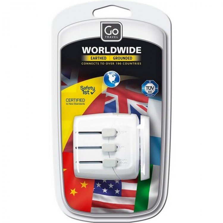 Worldwide Adaptor | Go Travel
