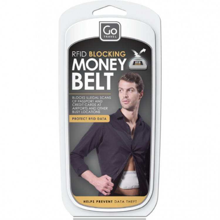 RFID Money Belt | Go Travel