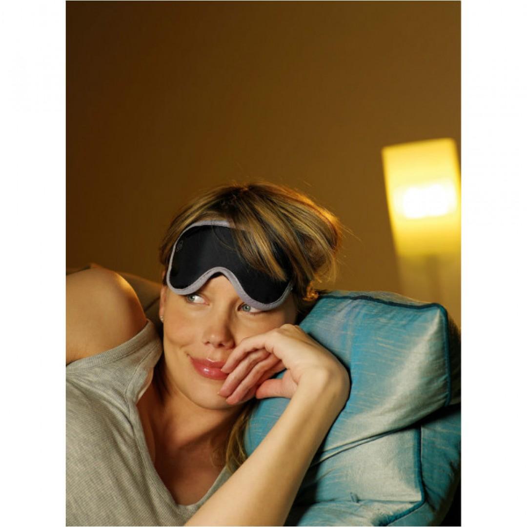 The Nightshade sleeping mask Go Travel | Luxury