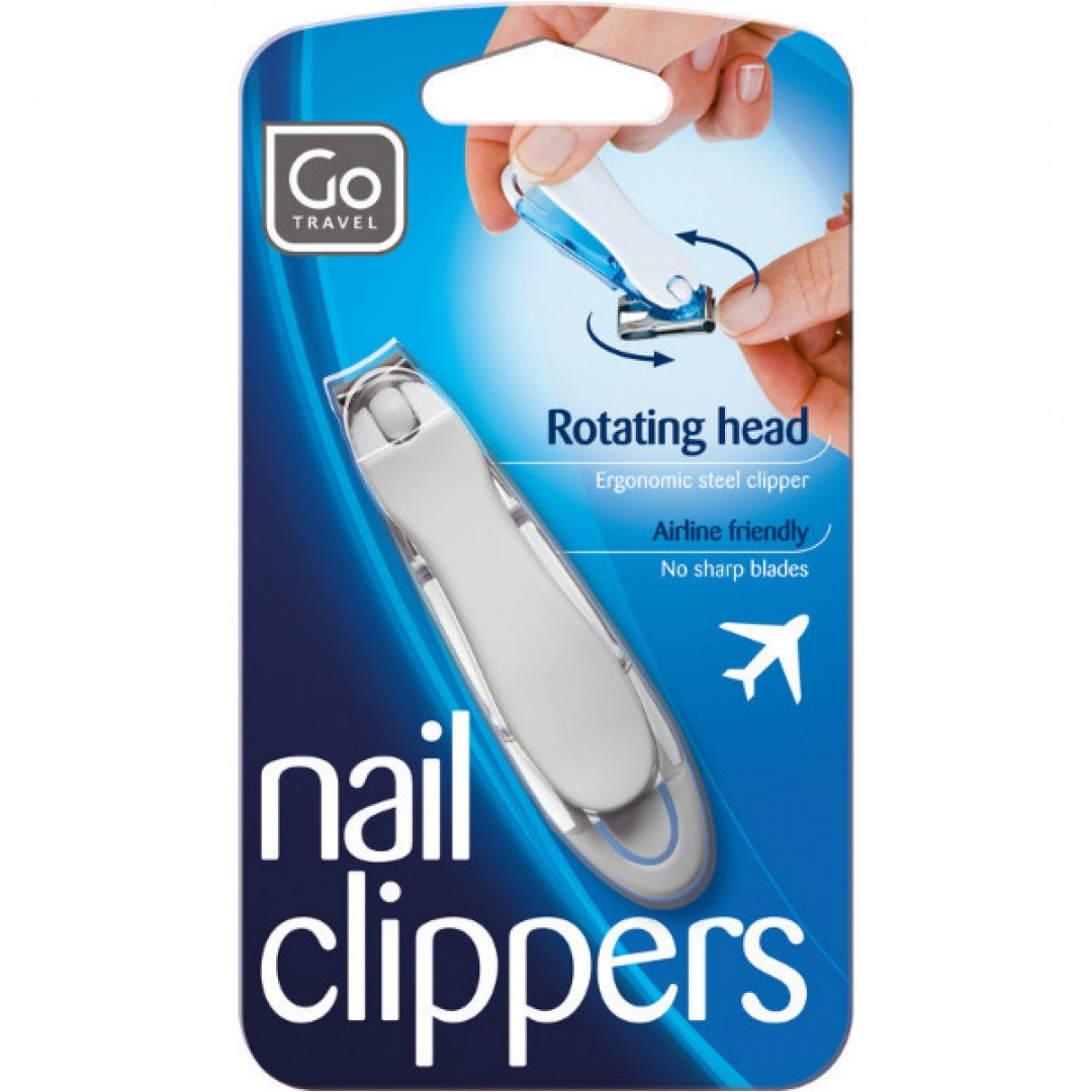 Nail clippers | Go Travel