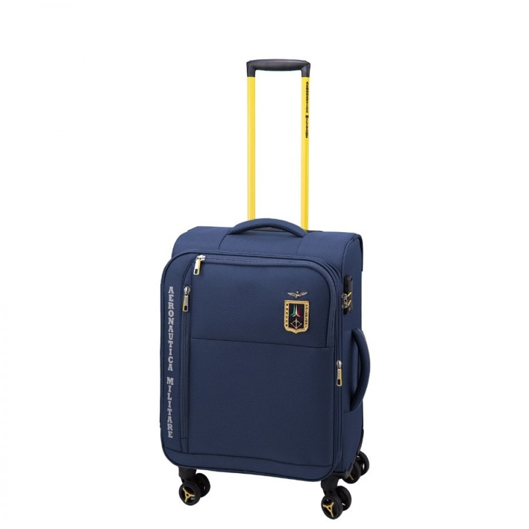 Travel suitcase medium soft Aeronautica Militare | Light