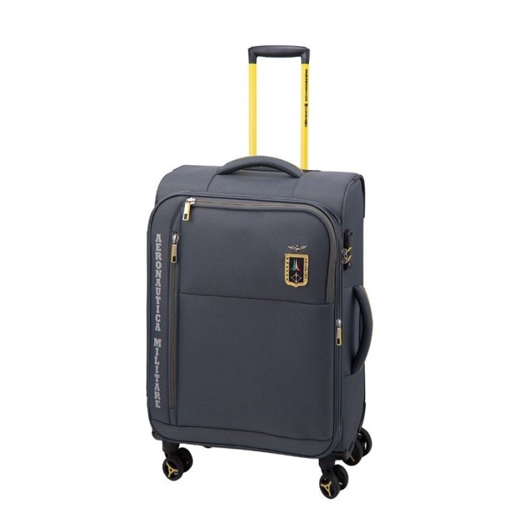 Travel suitcase large soft Aeronautica Militare | Light
