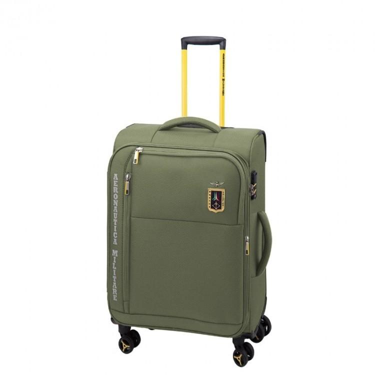 Travel suitcase large soft Aeronautica Militare | Light
