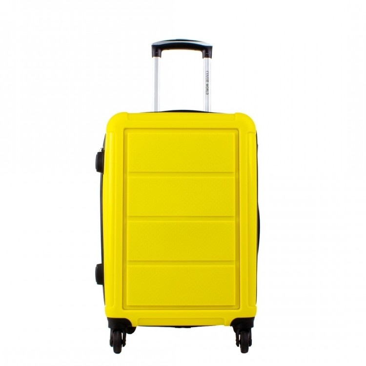 Hardside travelling luggage small Coveri World | Exclusive