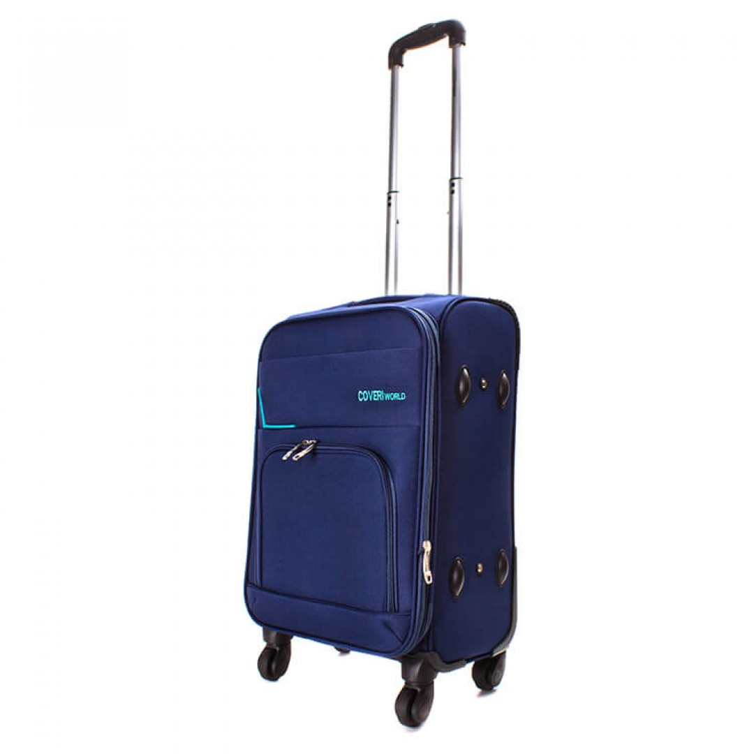 Travelling luggage small soft Coveri World | CW707-C