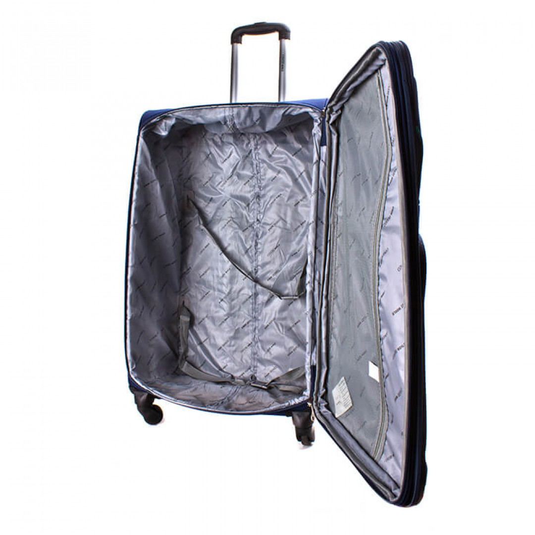 Travel suitcase medium soft Coveri World | CW707-B