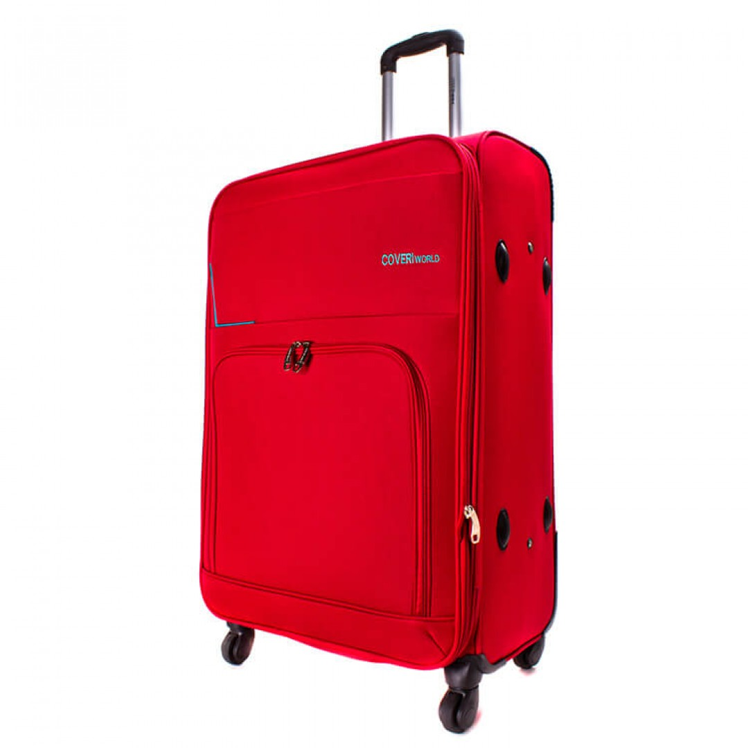 Travel suitcase large soft Coveri World | CW707-A