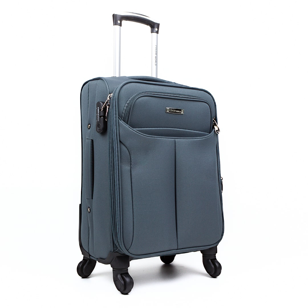 Travelling luggage small soft Coveri World | CW708-C