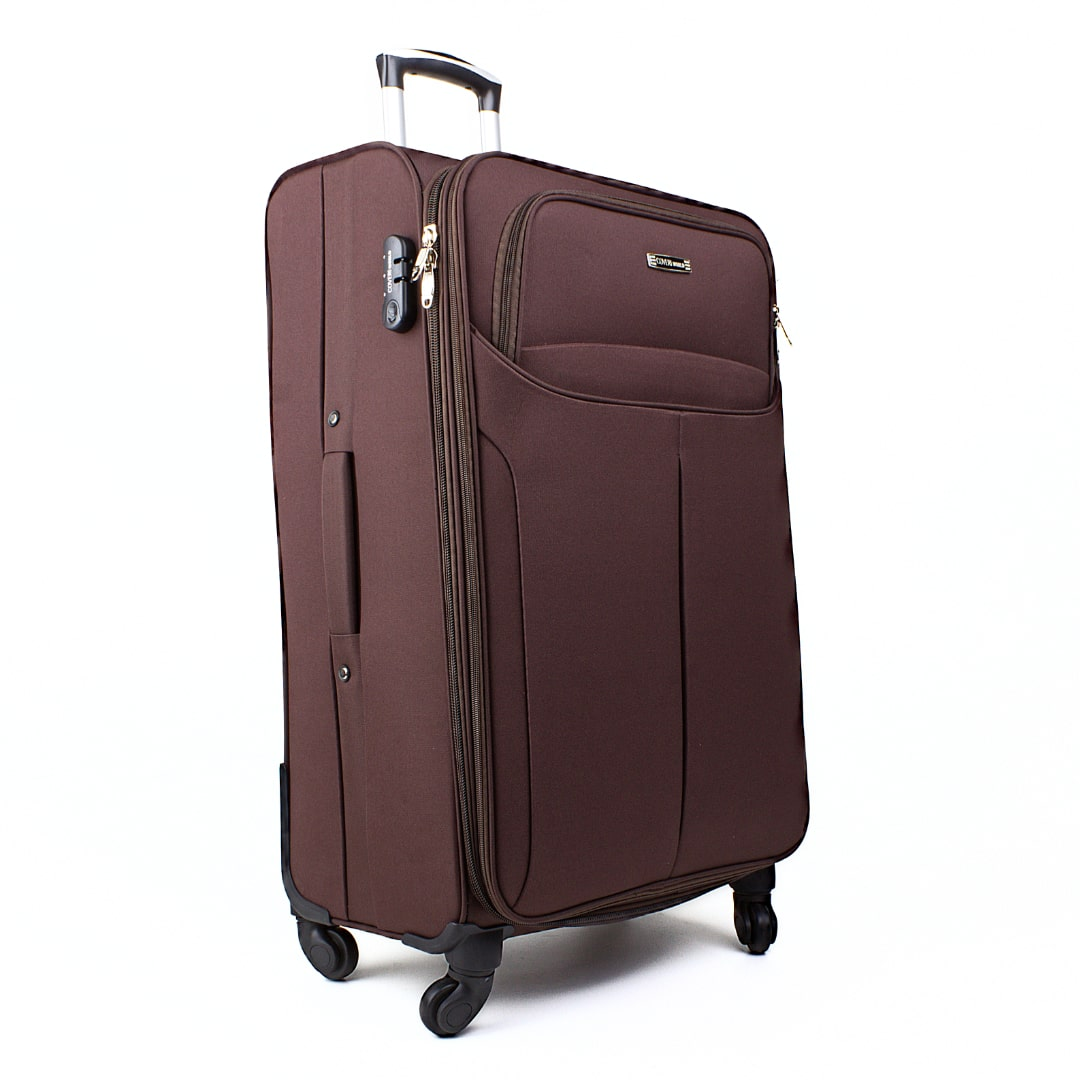 Travel suitcase large soft Coveri World | CW708-A