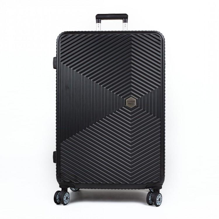 Hardside travelling luggage large Coveri World | Voyage