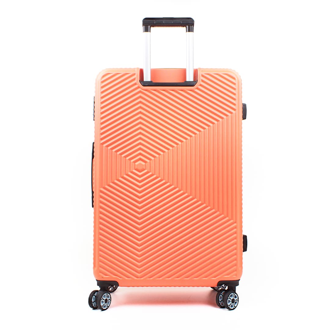 Hardside travelling luggage large Coveri World | Voyage