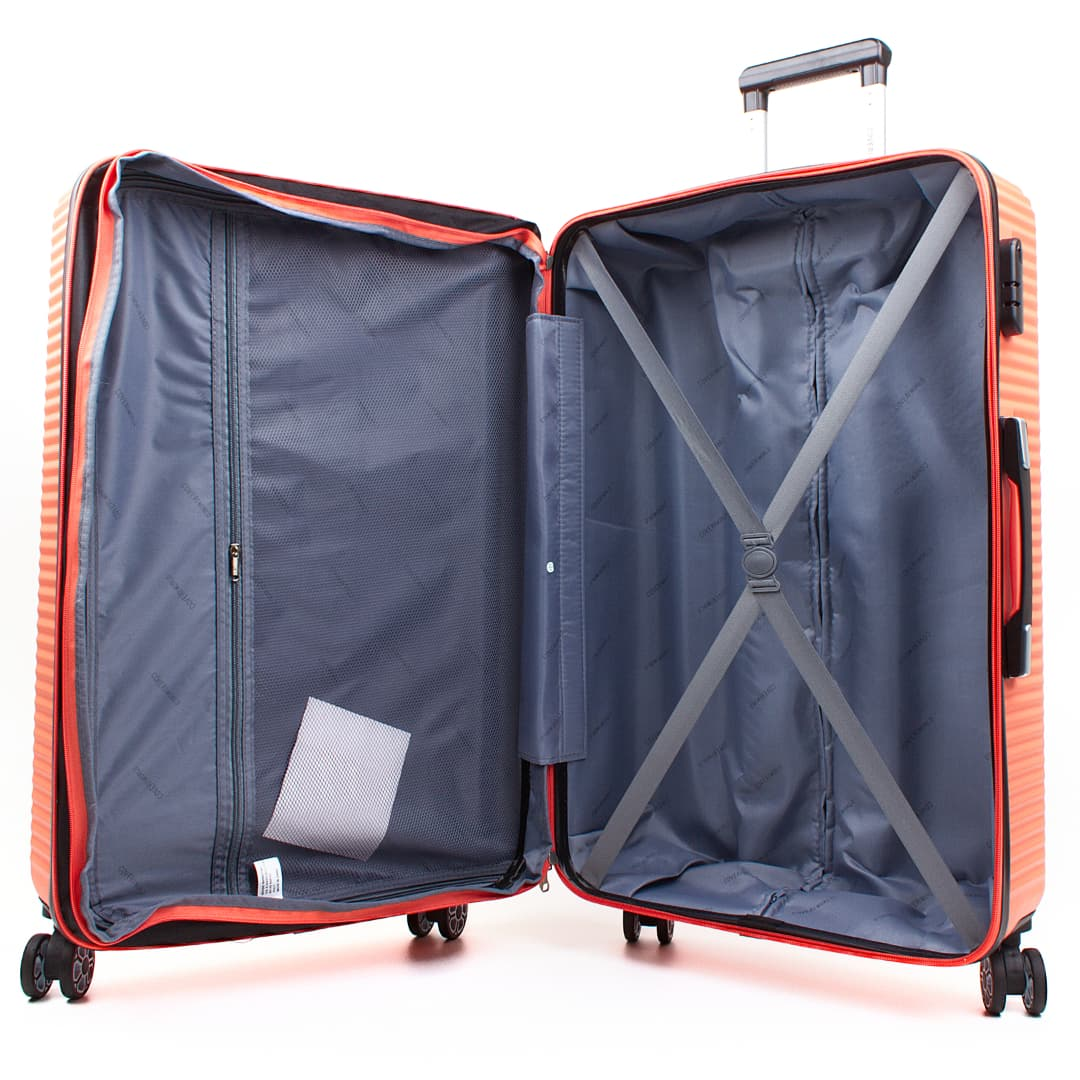 Reisekoffer ABS Große Coveri World | Voyage