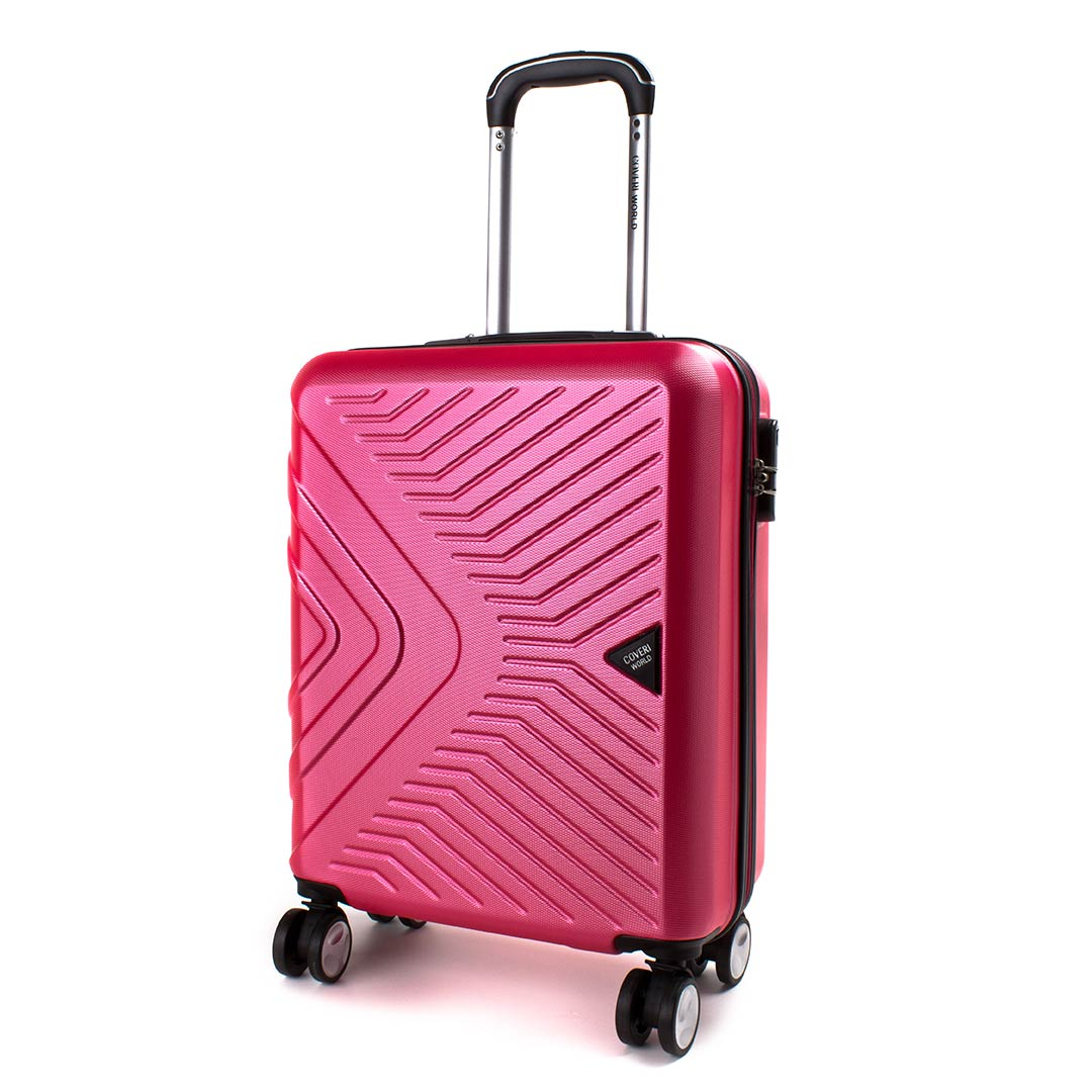 Cabin luggage ABS small Coveri World | Best