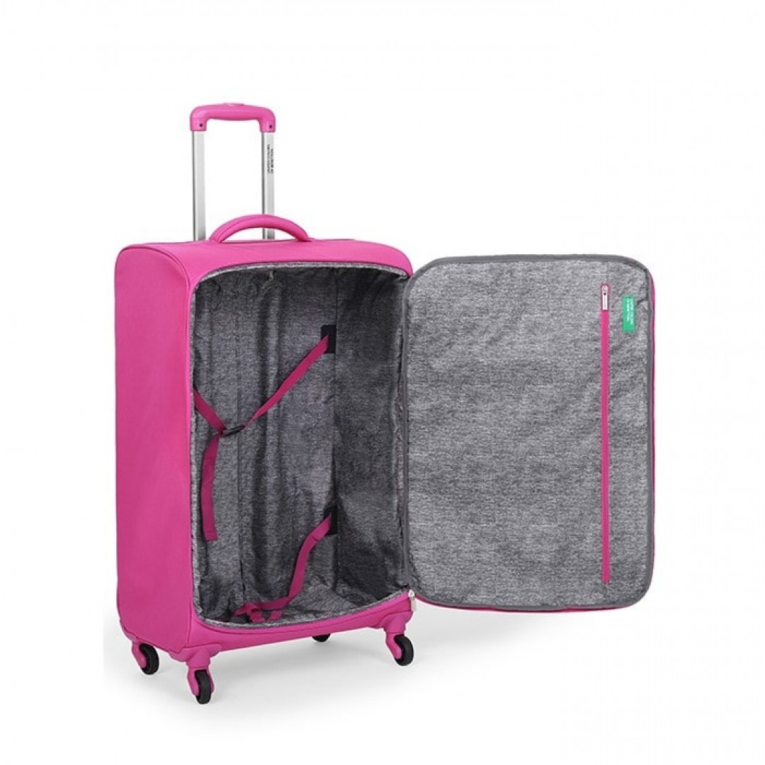 Travel luggage large soft Benetton | Blow
