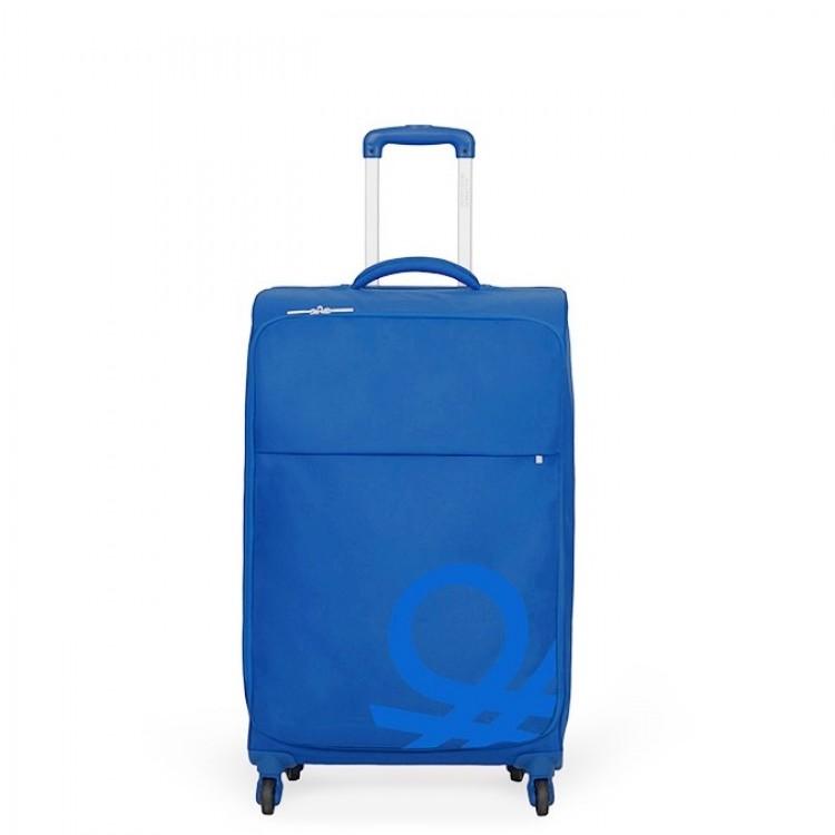 Travel luggage medium soft Benetton | Blow