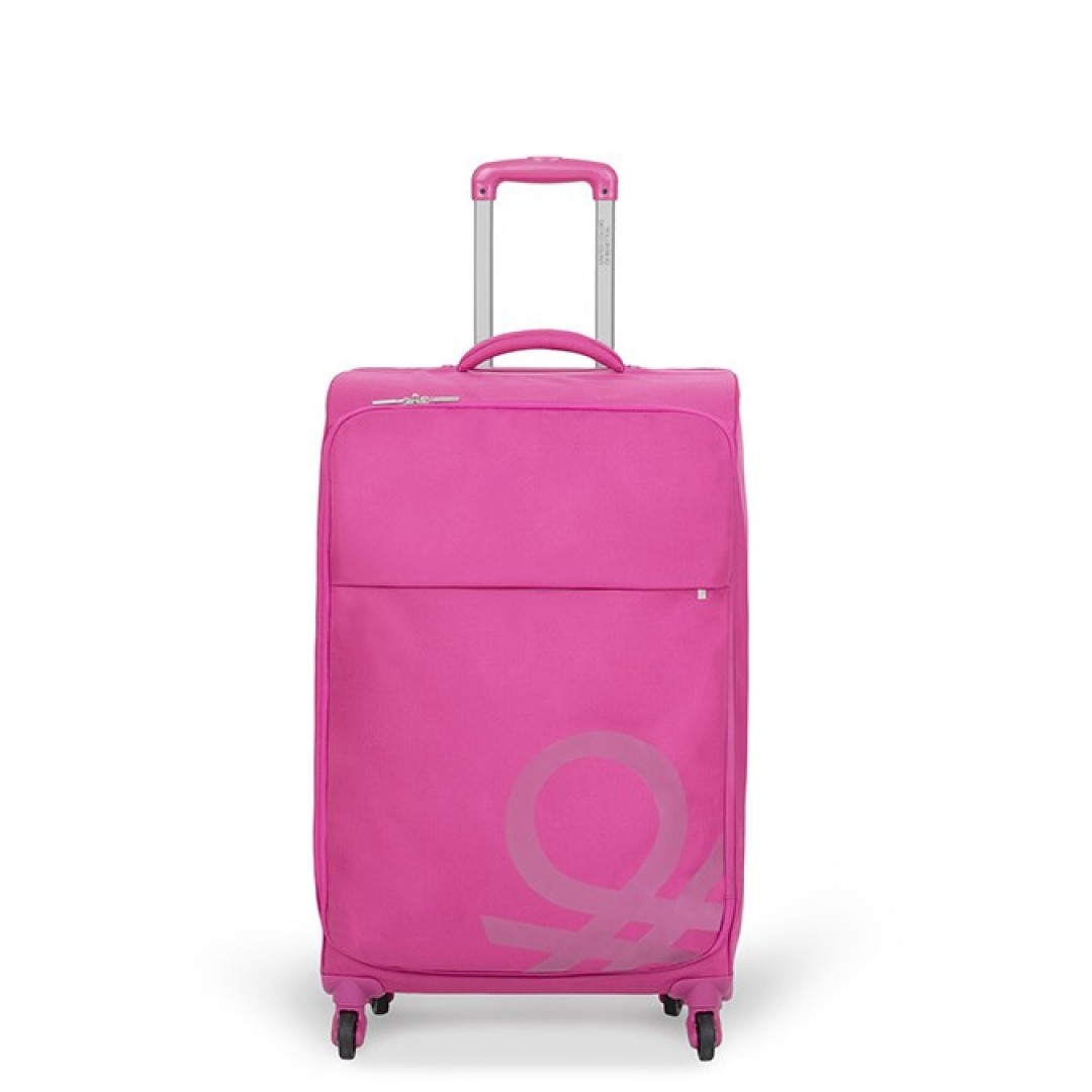 Travel luggage medium soft Benetton | Blow
