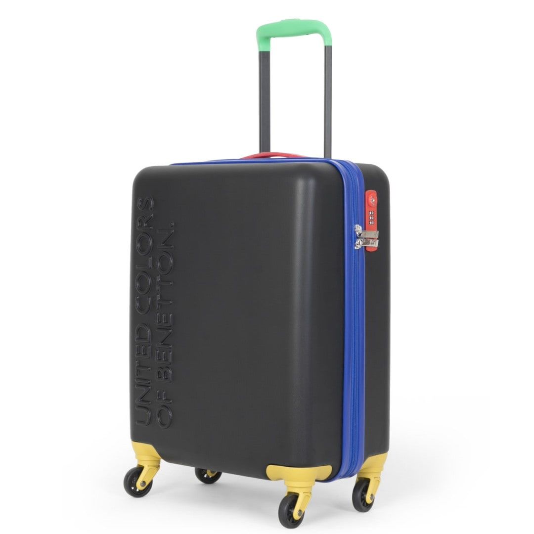 Hardside travelling luggage medium UCB | Block Color