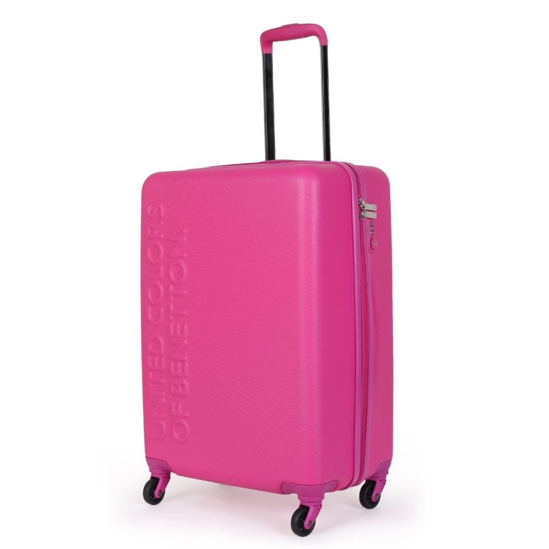 Hardside travelling luggage large UCB | Block