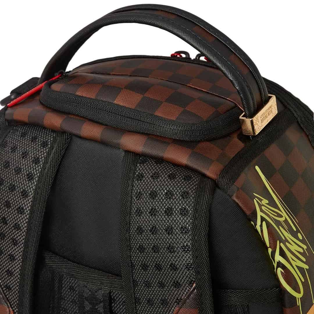 Backpack Sprayground | Space Jam 2 Ckeckered