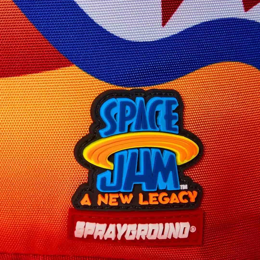 Backpack Sprayground | Space Jam 2 Shark Runnin