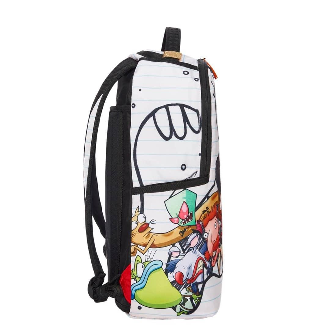 Backpack Sprayground | Spongedoodlebob Eating