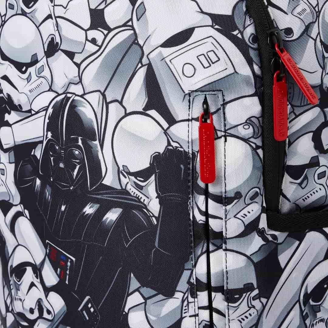 Backpack Sprayground   Star Wars Storm Trooperse Crammed