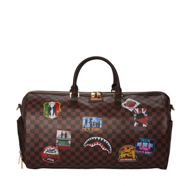 Travel bag Sprayground | Travel Patches Duffle