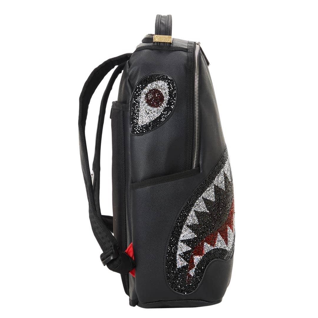 Rucksack Sprayground | Trinity 2.0 Shark Black