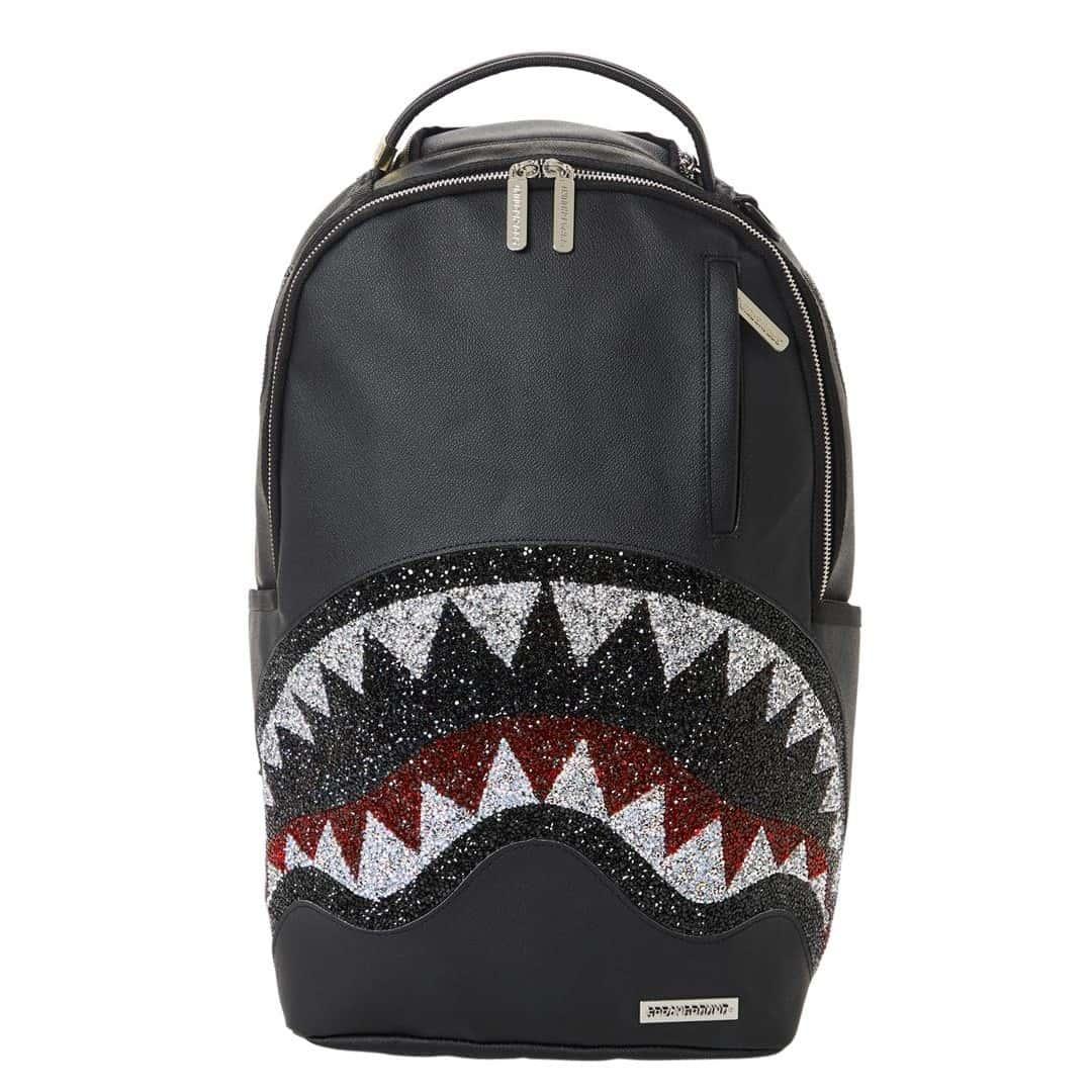Backpack Sprayground | Trinity 2.0 Shark Black