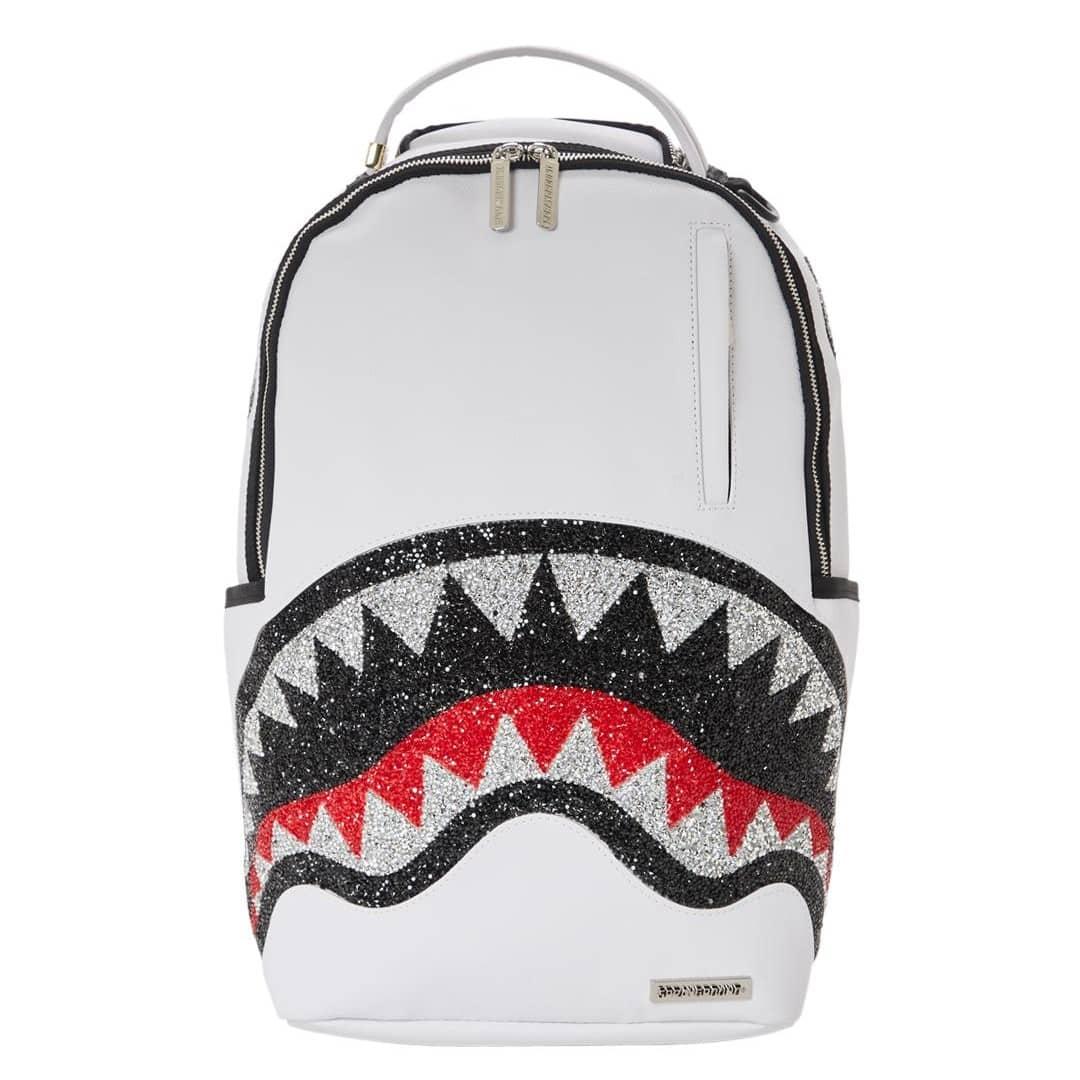 Backpack Sprayground | Trinity 2.0 Shark White