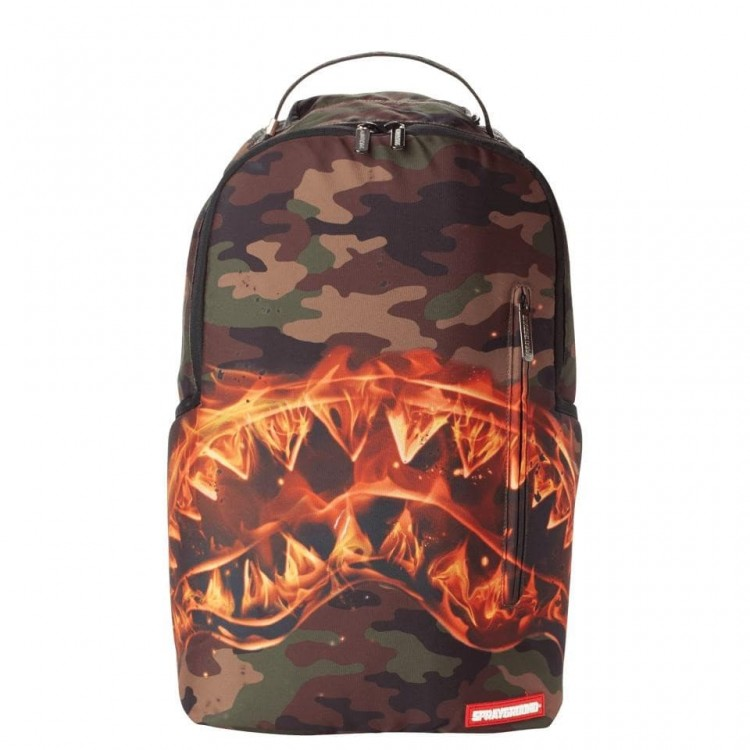 Backpack Sprayground | Fire Shark