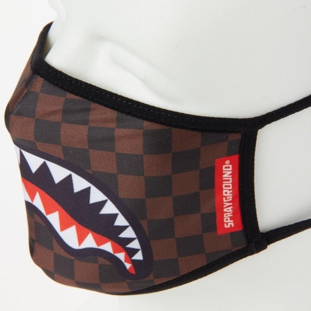 Schutzmaske Sprayground | Shark in Paris