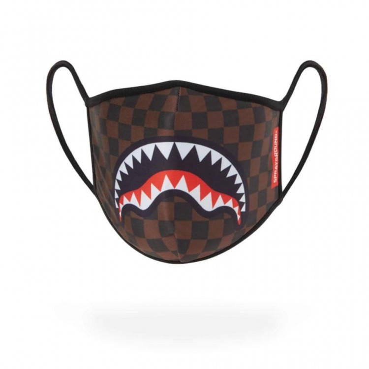 Schutzmaske Sprayground | Shark in Paris