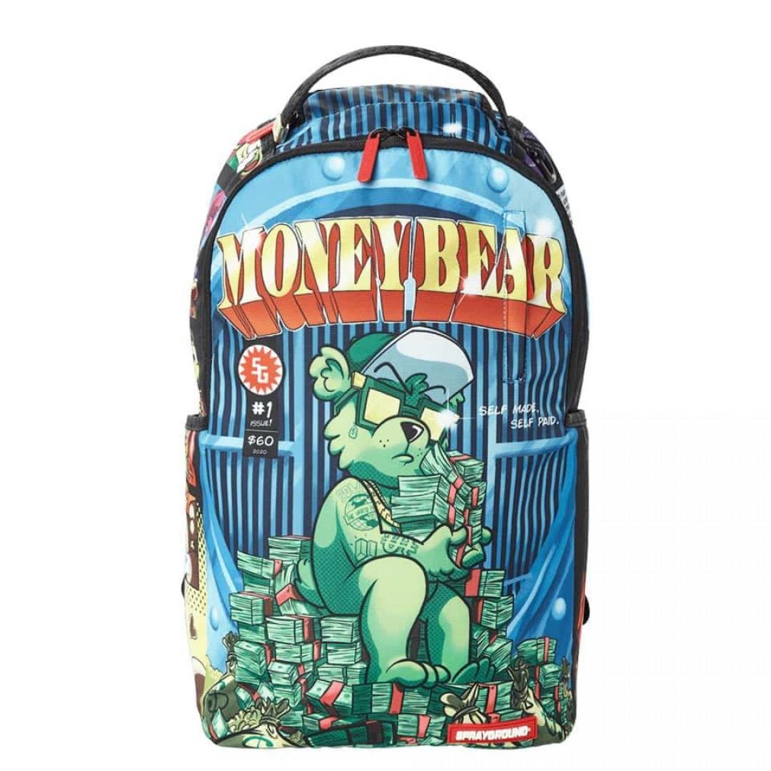 Ruksak Sprayground | Money Bear The Money Shot