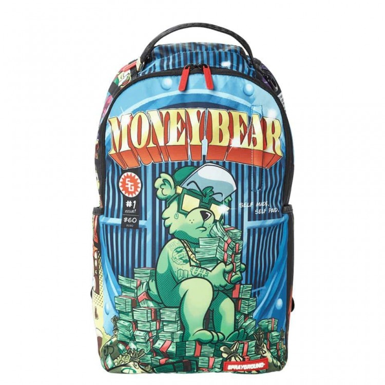 Ruksak Sprayground | Money Bear The Money Shot