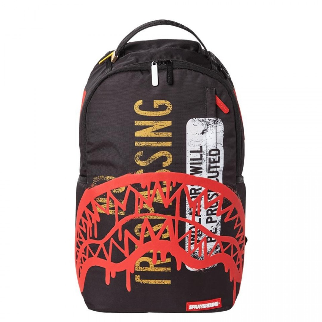 Backpack Sprayground | No Trespassing