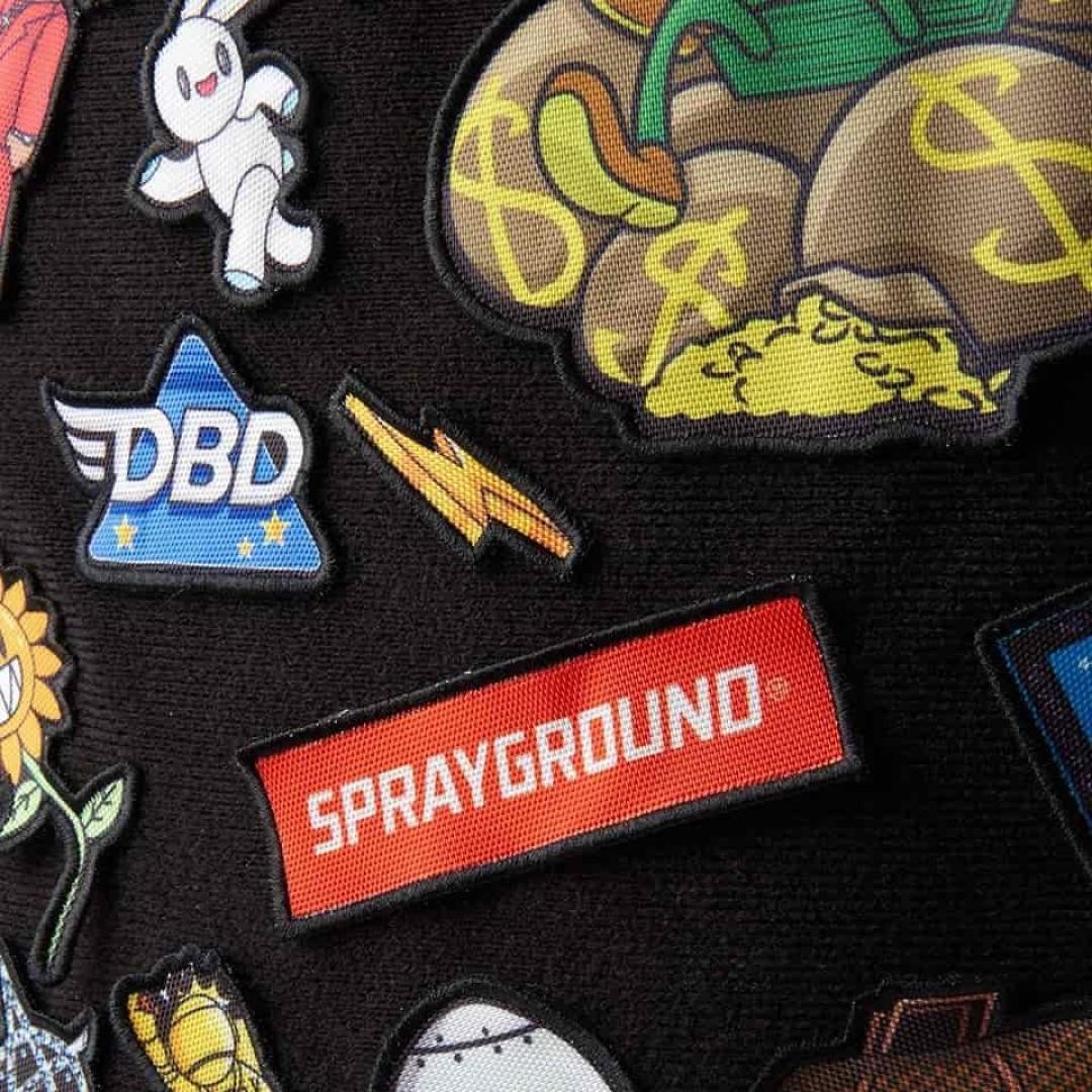 Rucksack Sprayground | Patches On Patches