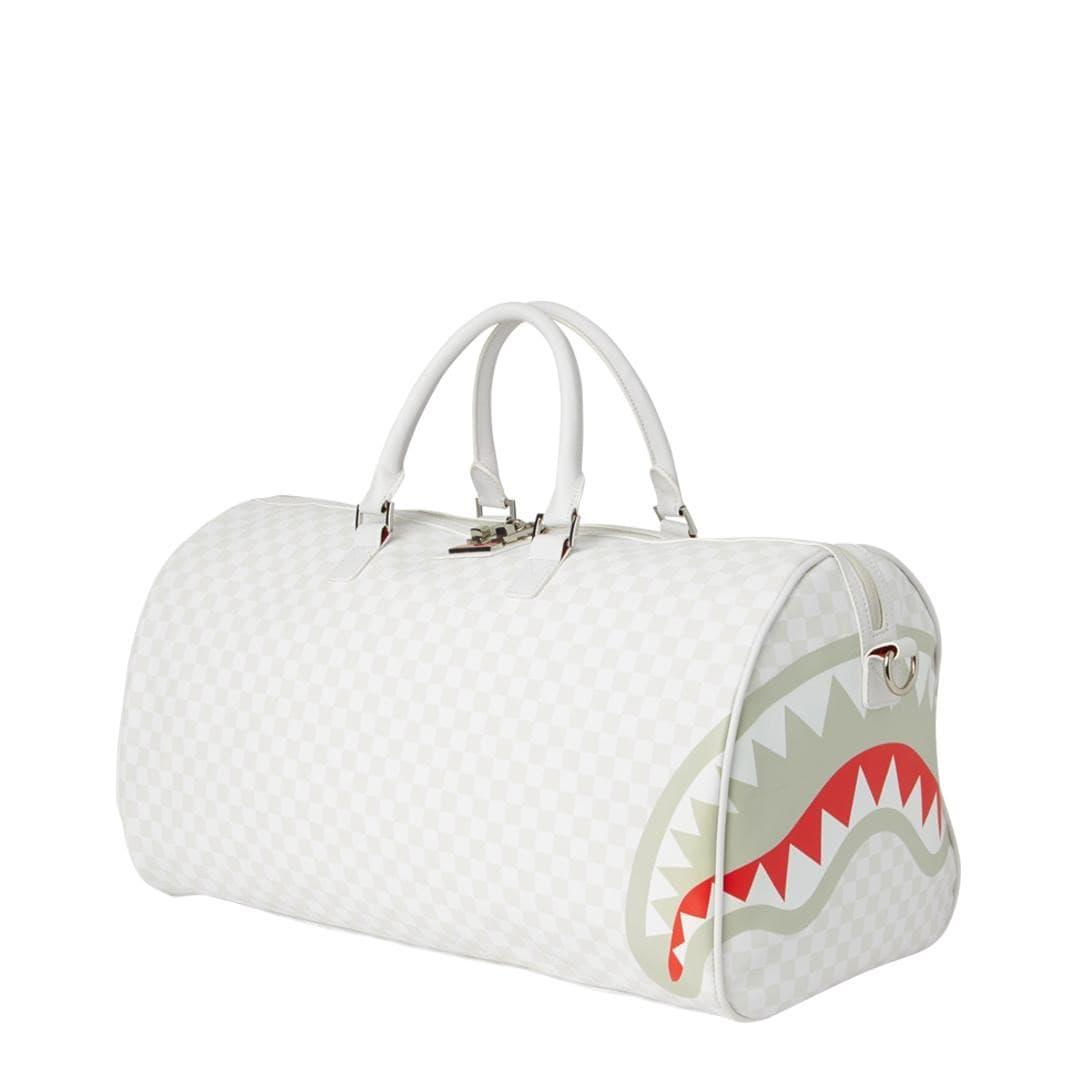 Travel bag Sprayground | Sharks In Paris Mean & Clean Duffle