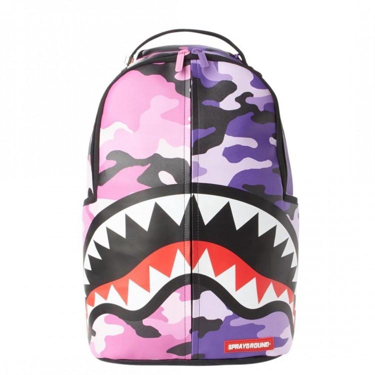 Backpack Sprayground | Split Camo Backpack